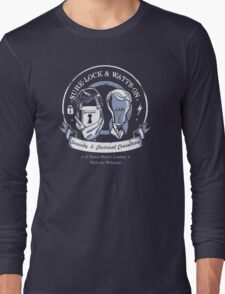 Sure-Lock & Watts-On Consulting Long Sleeve T-Shirt