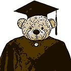 Graduate Bear by Rob Cox