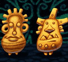 Sun Gods by Mike Cressy
