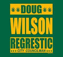 Doug Wilson Regrestic City Councilman Unisex T-Shirt