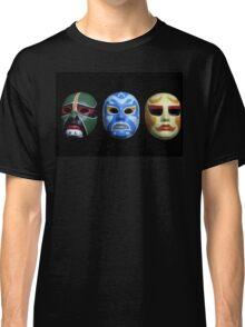 3 ninjas masks Classic T-Shirt