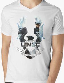 UNSC - Halo 4  Mens V-Neck T-Shirt