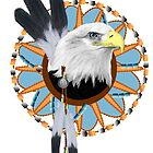 Eagle Dreamcatcher by CarolV