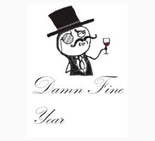 Damn Fine Year by JonnyOnTheWeb