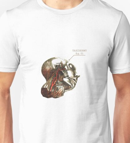 Taxidermy Unisex T-Shirt