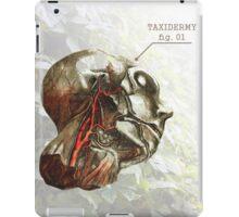 Taxidermy iPad Case/Skin
