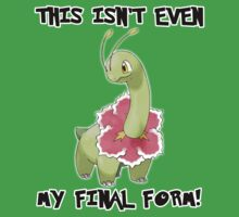Not Even Meganium's Final Form by Phox