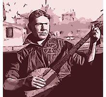 Banjo Kid Photographic Print