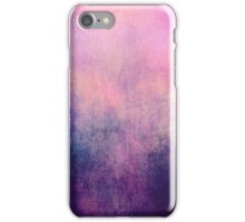 Abstract Vintage Cool New Grunge iPhone Case PINK - BLUE iPhone Case/Skin
