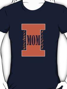 Fighting Illini Mom T-Shirt