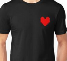 Undertale Heart Unisex T-Shirt