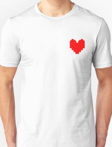 Undertale Heart Unisex T-Shirt