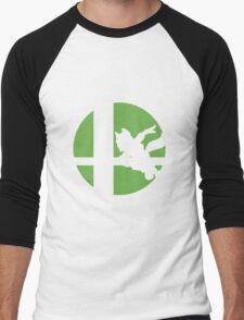 Fox - Super Smash Bros. Men's Baseball ¾ T-Shirt