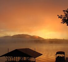 Last Sunrise by michaelwormwood