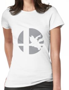 Fox - Super Smash Bros. Womens Fitted T-Shirt