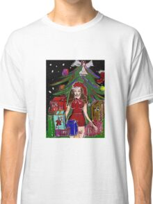 Christmas 2015 a time for celebration & reflection Classic T-Shirt