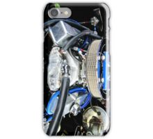 1965 Chevy Chevelle Under the hood iPhone Case/Skin