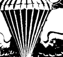 Lipton/Henry V quote t-shirt Sticker
