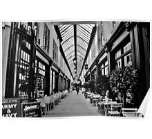 Wyndham Arcade, Cardiff Poster