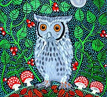 Don't give a hoot by Lorraine Stylianou