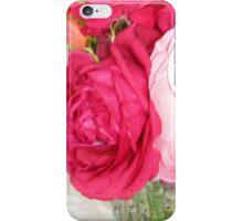 Make Mine Pink Roses iPhone Case/Skin