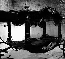 Funeral car II. / V by Natas