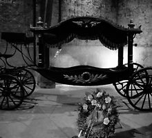 Funeral car III. / V by Natas