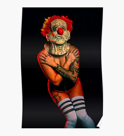 Send in the Clown Poster