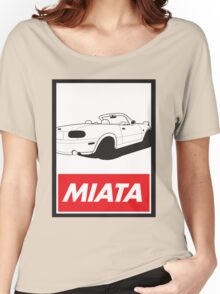 Obey Miata Women's Relaxed Fit T-Shirt