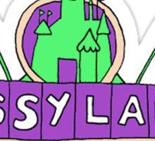 sassyland Sticker