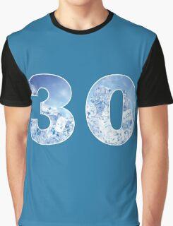 30 (Ice) Graphic T-Shirt
