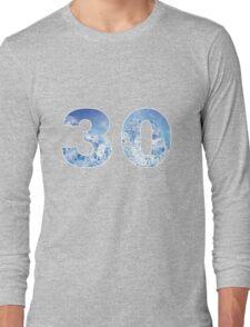 30 (Ice) Long Sleeve T-Shirt