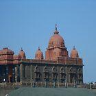 Vivekananda Rock Memorial by Harsha Bhuyan