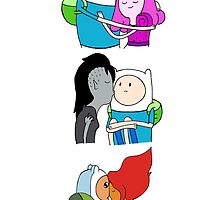 The Many Loves of Finn the Human - Adventure Time by Zack Cogburn
