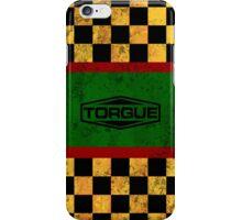 TORGUE iPhone Case/Skin