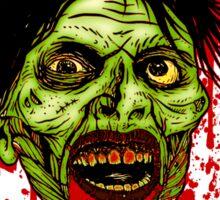 Dead Guys Rule - Brains! Sticker