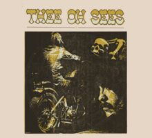 "THEE OH SEES  "" Rider "" by DelightedPeople"