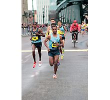 The Race Is On Photographic Print