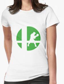 Little Mac - Super Smash Bros. Womens Fitted T-Shirt