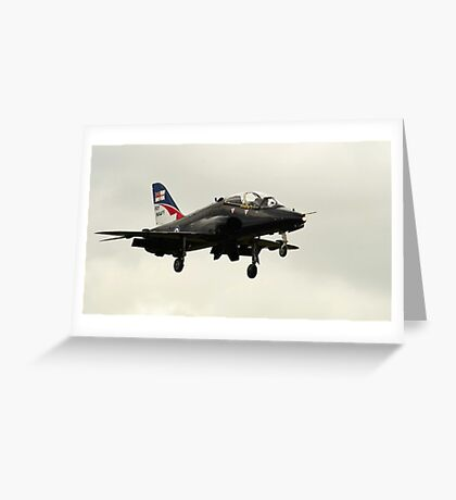 Fly Navy Hawk Greeting Card