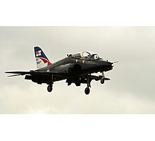 Fly Navy Hawk Photographic Print