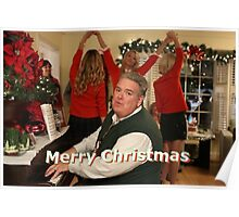 Gergich Christmas Poster