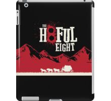 The Hateful Eight 2015 guns logo 5 iPad Case/Skin