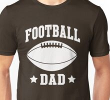 Football Dad Unisex T-Shirt