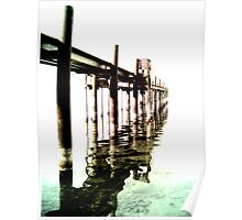 Pier to Nowhere Poster