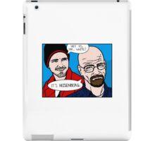 Hey Yo, Mr. White iPad Case/Skin
