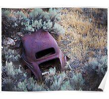 Auto Dump Poster