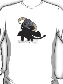 How to train your Dragonborn T-Shirt