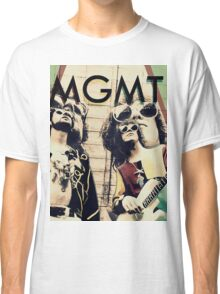 MGMT #4 Classic T-Shirt