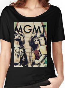 MGMT #4 Women's Relaxed Fit T-Shirt